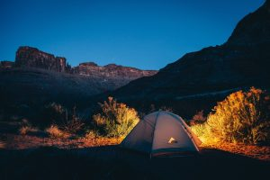 Moto Camping Made Easy
