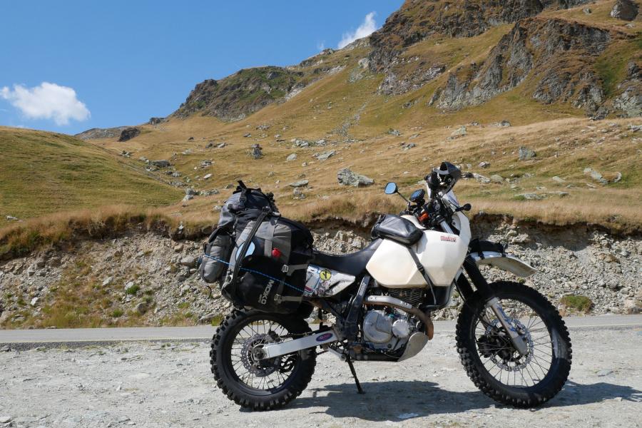 motorcycle share ADV Rider