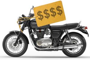 Buying motorcycle online