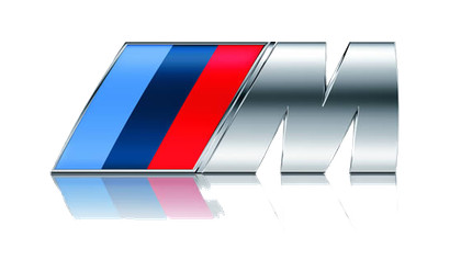 BMW M Series badge