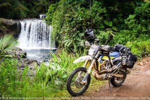 Off-road Riding in Ecuador