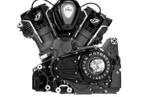 The new PowerPlus engine. Photo: Indian