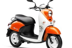 The E Vino concept has been out a while. Photo: Yamaha