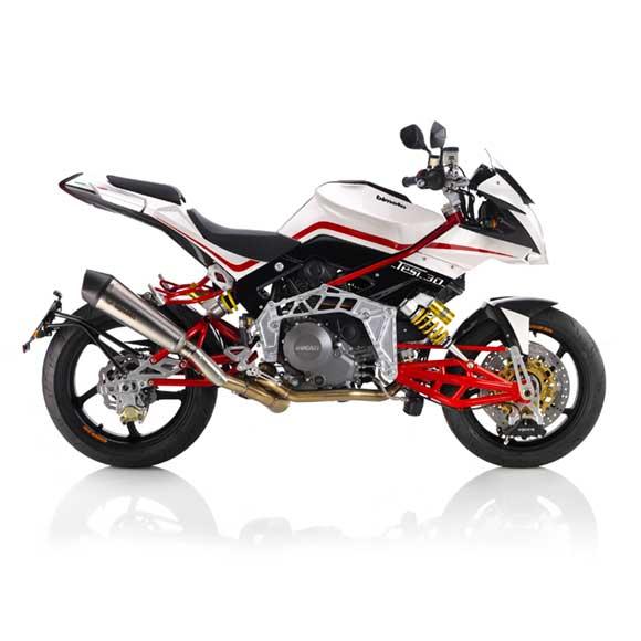 Has Kawasaki Purchased Bimota?