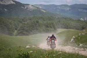 KTM European Adventure Rally Greece