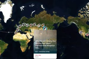 Ulan-Ude:  First Night in Russia