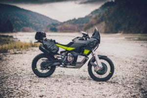 Husqvarna's Norden 901 is the company's first adventure bike. Photo: Husqvarna