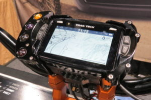 Trail Tech Motorcycle GPS & Digital Gauge Dashboard (IMS Long Beach 2019)