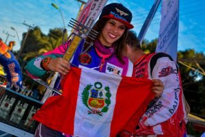 Dakar 2019. Gianna Velarde: The Peruvian Lionheart