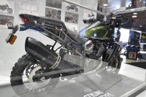 Harley-Davidson Pan America Glass Case