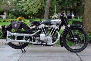 1930 Brough Superior SS100 239k USD