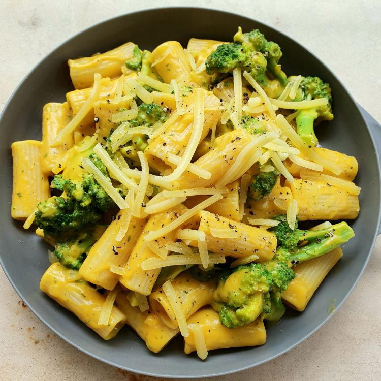 Pumpkin & Broccoli Pasta. Photo @Kylie Day