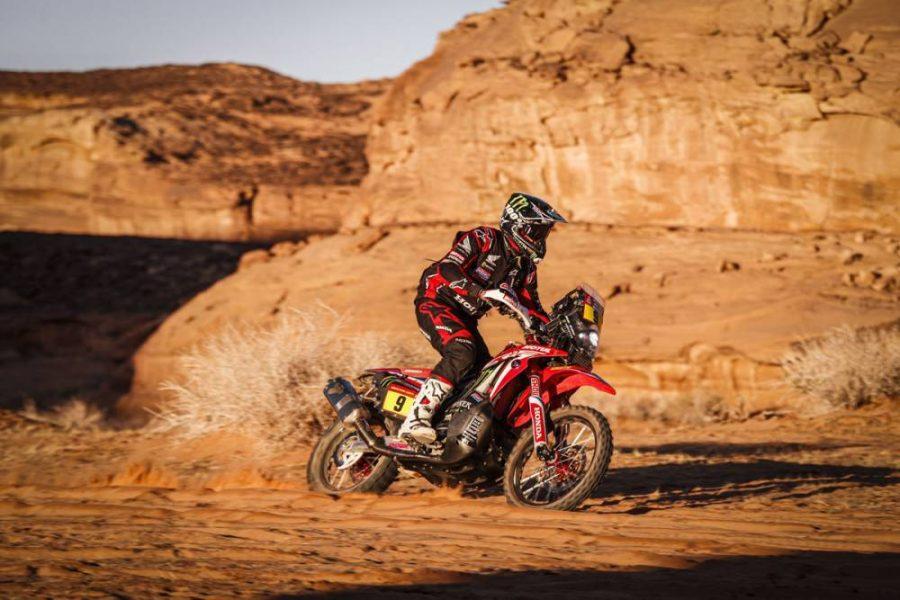 Dakar 2020 Stage 5: Price Wins Stage, Sunderland Out