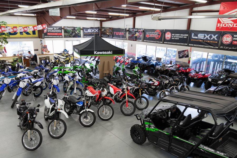 US moto sales rise sharply in 2020