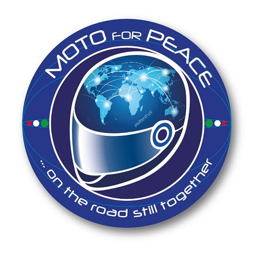 Moto For Peace logo