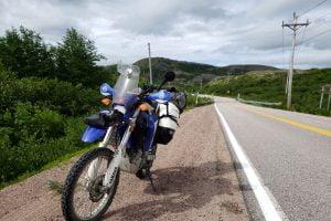 Roadside in Labrador. Photo: Zac Kurylyk