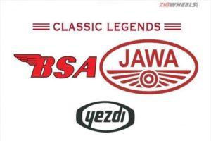 Classic Legends Jawa