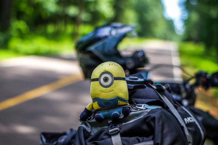 ideal riding buddy ADV rider