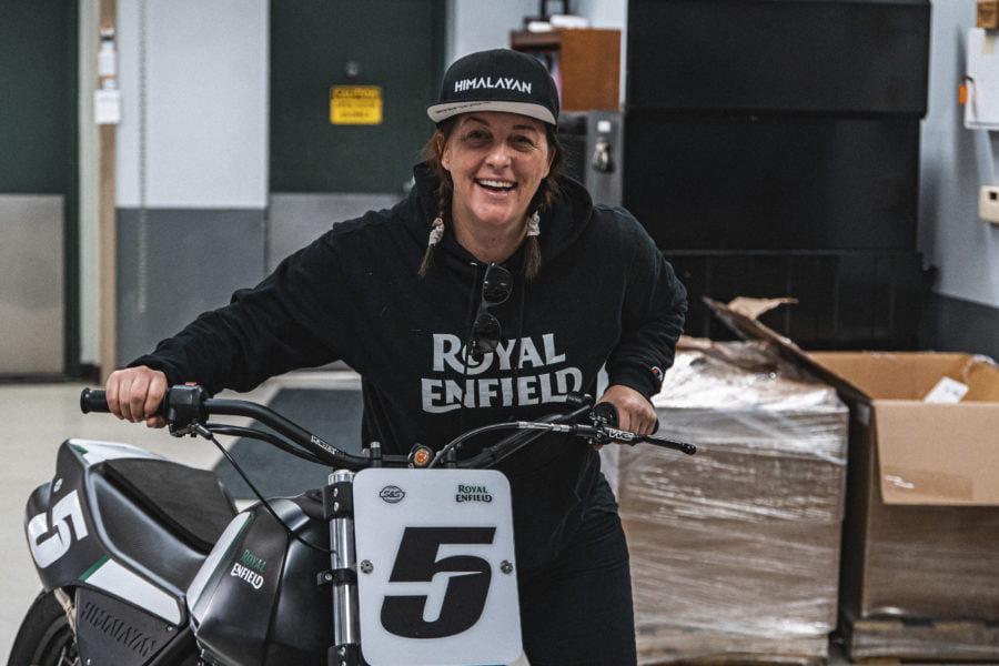 So You Want My Job? Bree Poland Talks Bikes, Marketing, and Royal Enfield