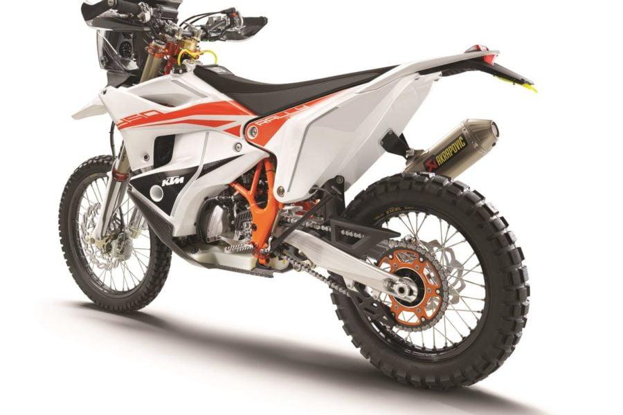 2021 KTM Rally Replica