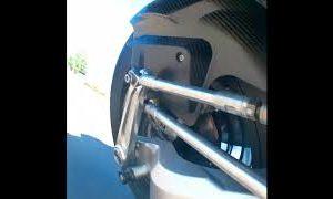 Bimota Tesi H2: Supercharged weirdo hyperbike