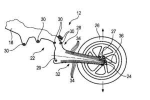 carbon fiber swingarm