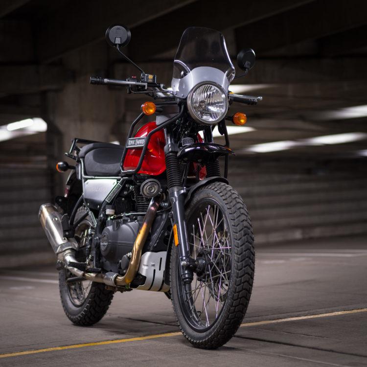 Review / 2021 Royal Enfield Himalayan Adventure Motorcycle