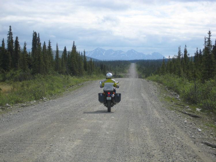 dimensions Denali Highway Alaska