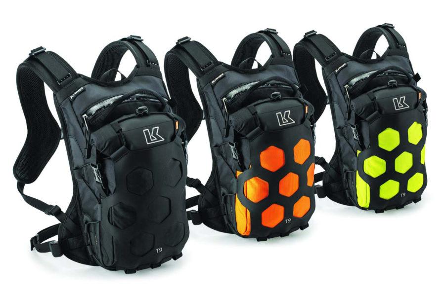 Kriega Trail 9 backpacks. Photo: Kriega