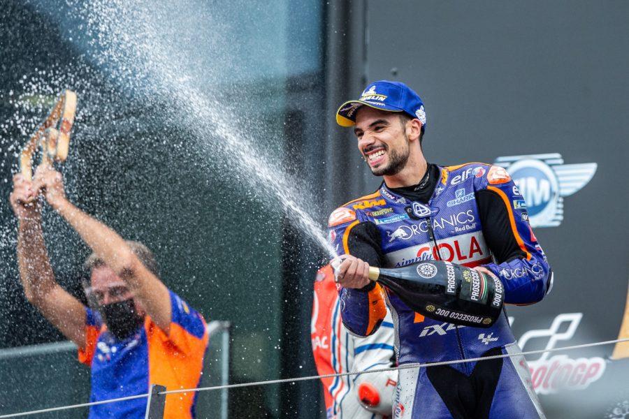 Miguel Oliveira Red Bull KTM Tech3 MotoGP 2020 Styria