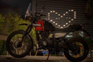 2021 Royal Enfield Himalayan Adventure Motorcycle