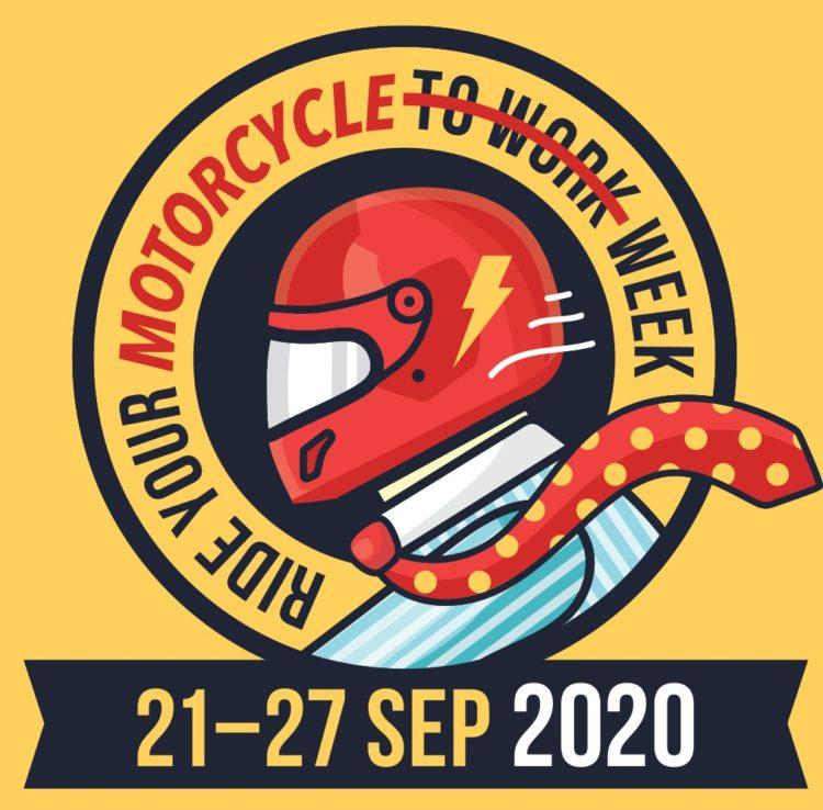 Ride Your Motorcycle Week 2020