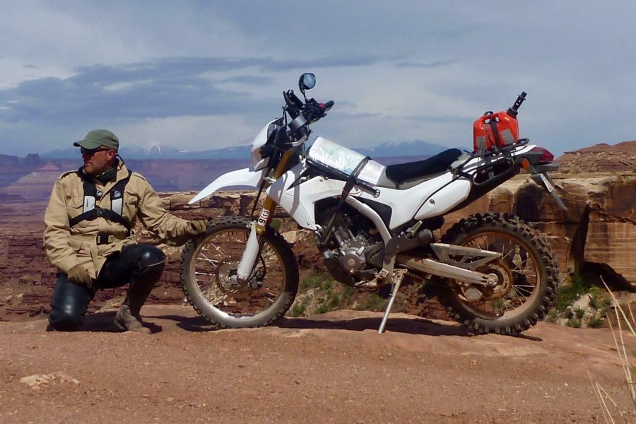 Chris Scott's Adventure Motorcycling Handbook (New Eighth Edition)