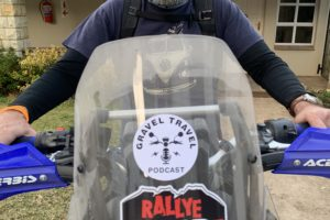 So You Want My Job? Gravel Travel Podcast Host JJ Le Roux