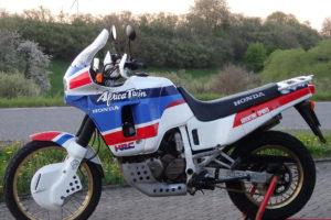 1990 Honda XRV650 Africa Twin RD03 ©️ Montana Motorcycles