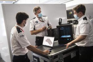 BMW 3D printing