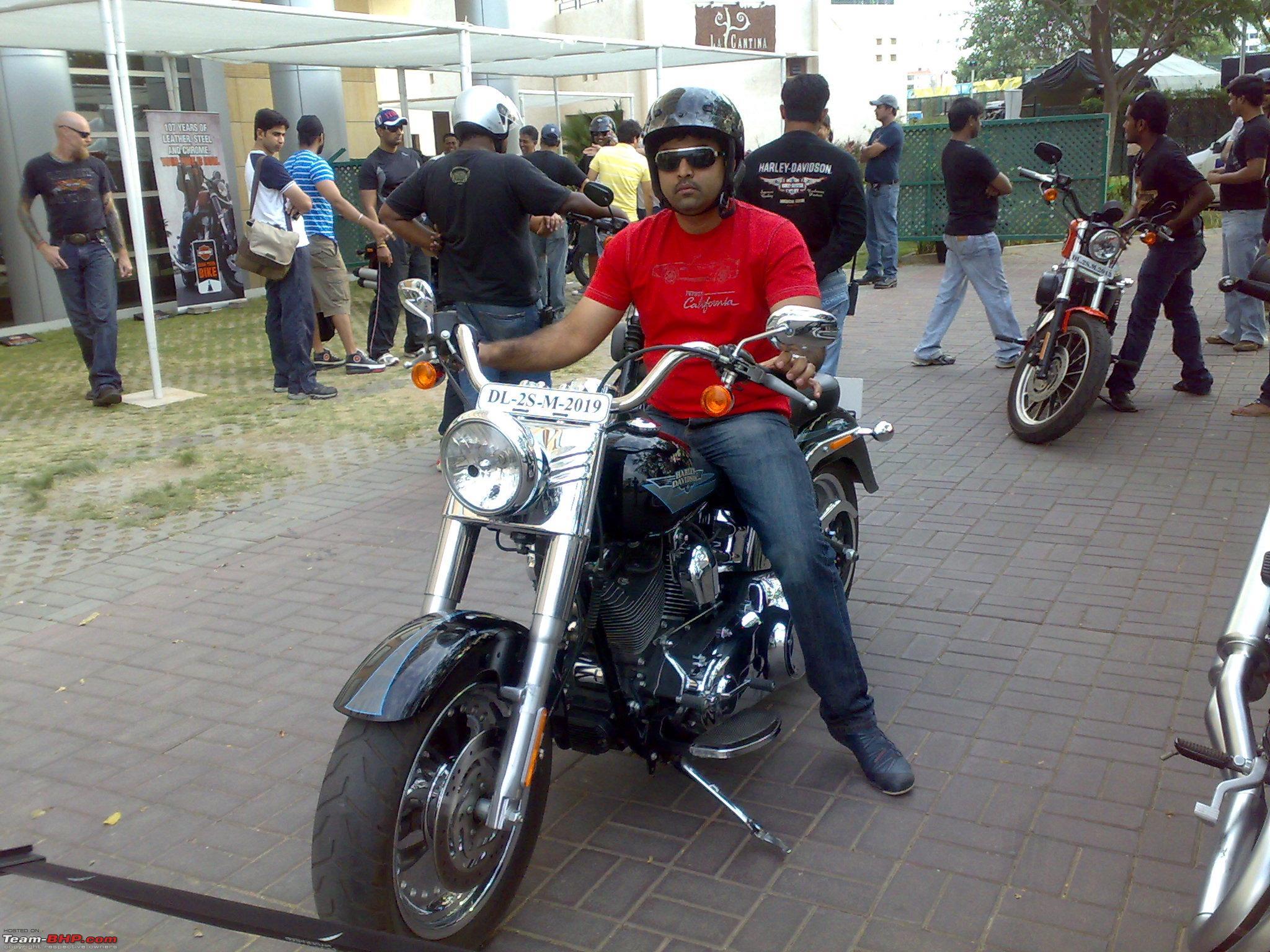 Indian market rider
