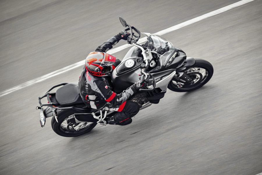 The new-for-2021 Ducati Multistrada V4.