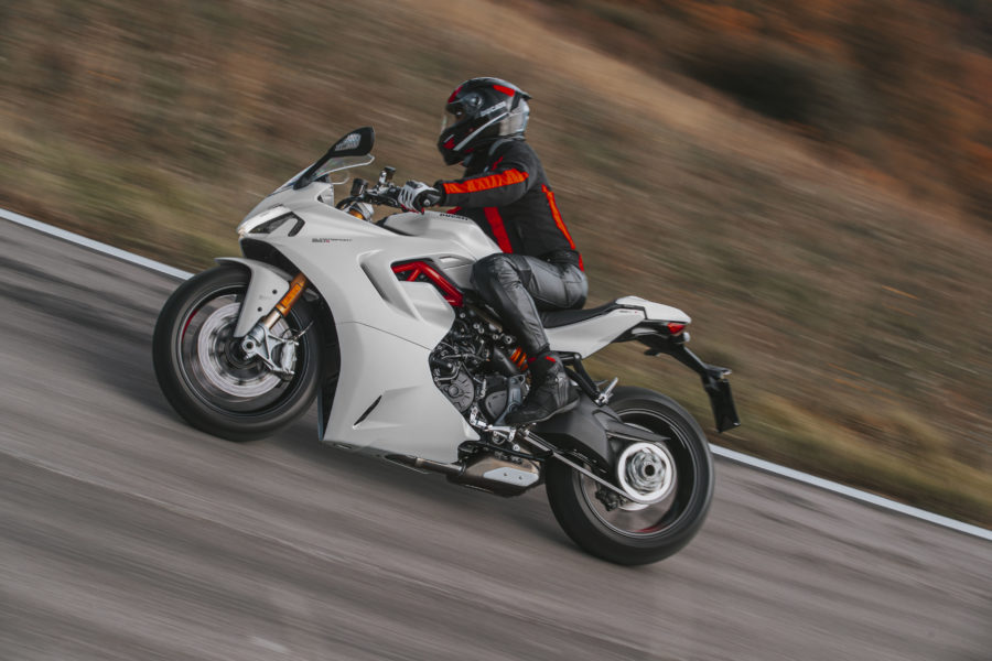 The 2021 Ducati SuperSport 950 S. Photo: Ducati