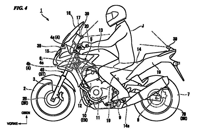 Honda autopilot