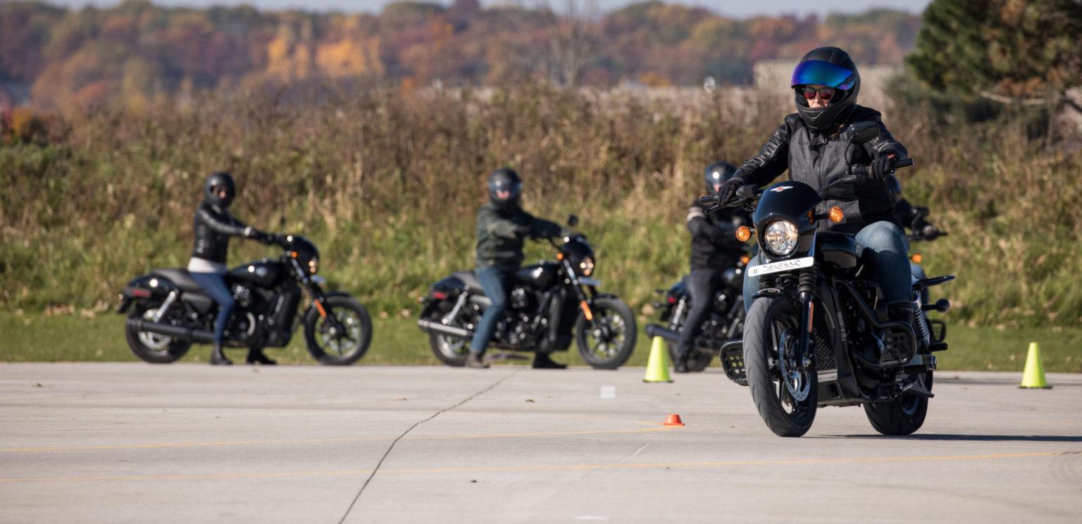 Harley-Davidson new riders