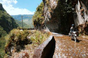 Ecuador Ride Report: Goodbye Mass Tourism // ADV Rider