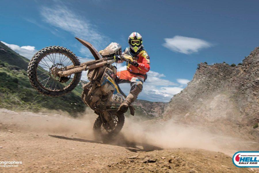 Hellas Rally 2021: It's Definitely A Go /// ADV Rider