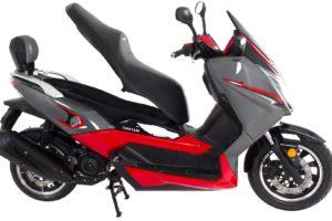 powered two-wheelers