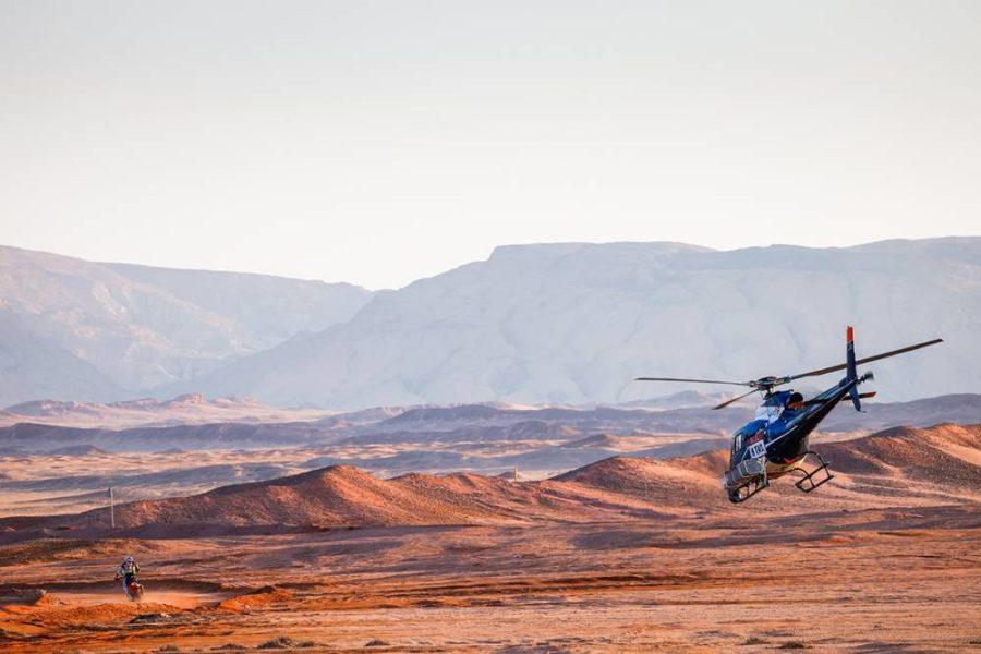 Dakar 2021 Stage 9: Unexpected Crash // ADV Rider
