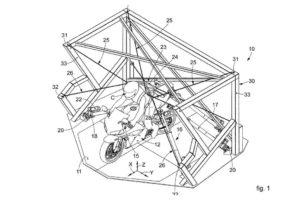 VI-grade Simulator Patent Image