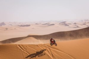 Dakar 2021: Another Tough Day for Honda // ADV Rider