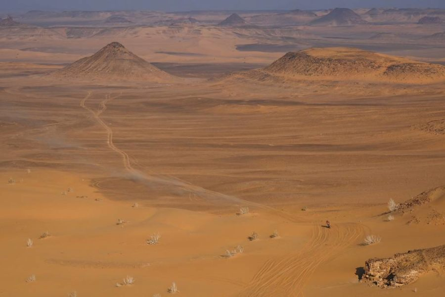 Dakar 2021 Stage 8: Bad News for Yamaha // ADV Rider