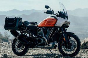 Charley Boorman Shares Harley-Davidson Pan America Pics //ADV Rider