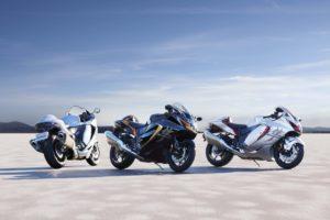 2022 Suzuki Hayabusa: Lots of little improvements, but no big changes